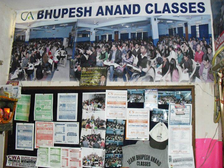 Bhupesh Anand Classes Institute Image