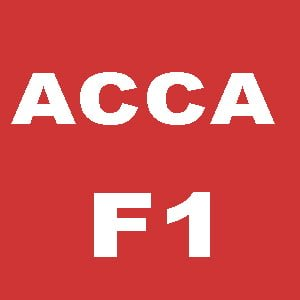 ACCA F1