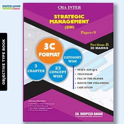 CMA-Inter-SM -MCQ-Book